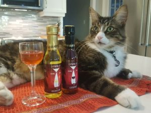 Have a cocktail with your pet
