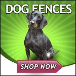 Pet Playgrounds Dog Fence Logo