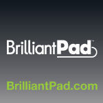 BrilliantPad Logo