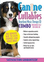 Canine Lullabies Combo