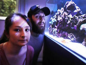 Family Sickened By Coral