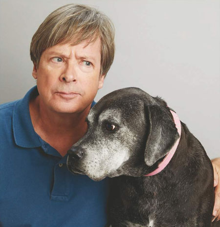 Dave Barry is on Animal Radio talking about his dog Lucy