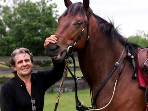 Davy Jones with Horse