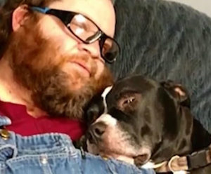 Man with Dog that Shot Him
