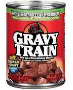 Gravy Train Can Food