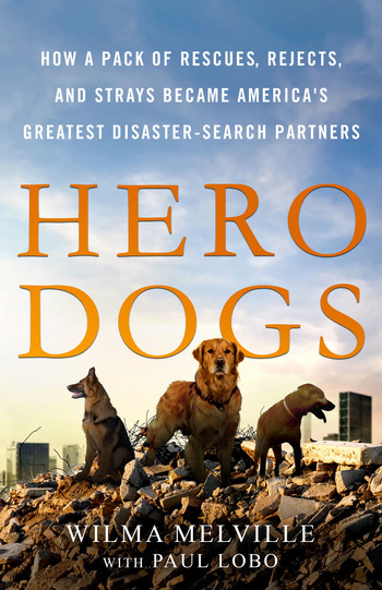 Hero Dogs Book Cover
