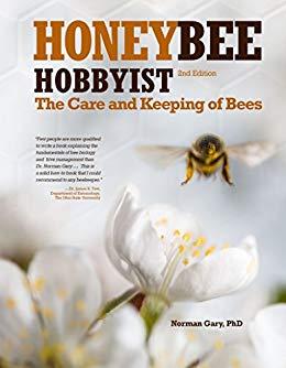 Honeybee Hobbyist 2nd Edition Book Cover