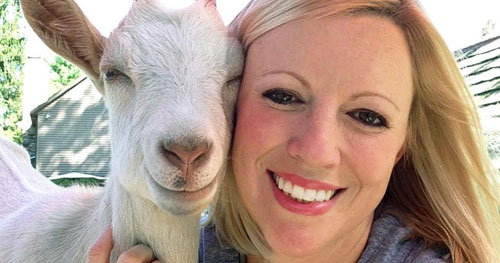 Leanne Lauricella Goats of Anarchy