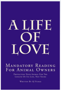 A Life of Love Book Cover