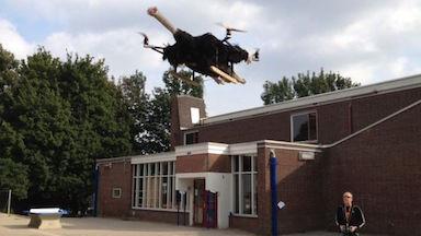 Ostrich Drone