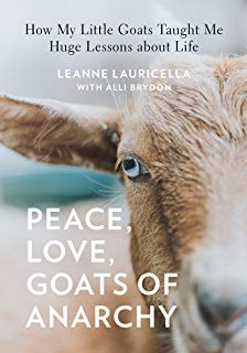 Peace, Love, Goats of Anarchy Book Cover