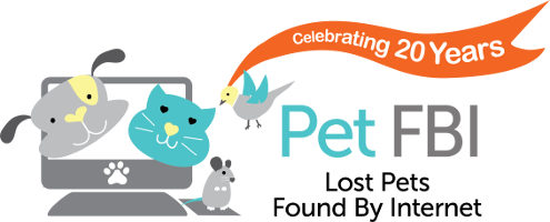 Pet FBI Logo