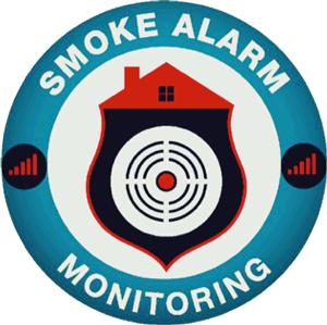 Smoke Alarm Monitoring Logo