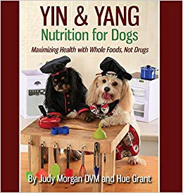 Yin & Yang Nutrition for Dogs Book Cover