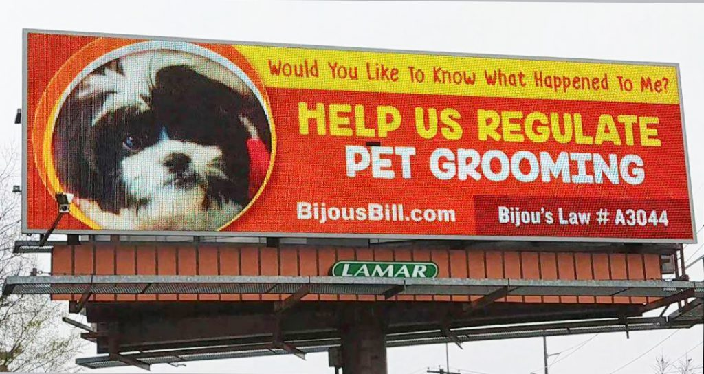 Bijou's Billboard