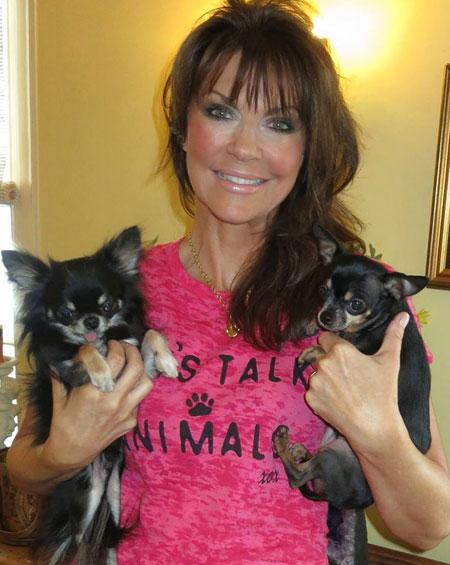What is it like to be bit in the face by a pit bull - Denise James explains on Animal Radio