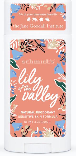 Lily of the Valley Deodorant