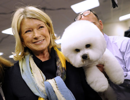 Martha Stewart is entering the pet CBD market