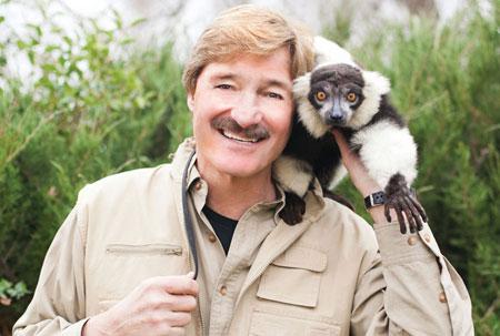 Wild Kingdom host Peter Gros is on Animal Radio